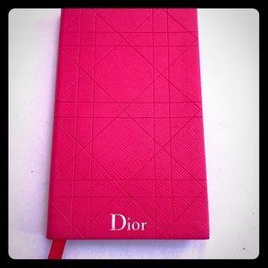 Dior Notes Book!